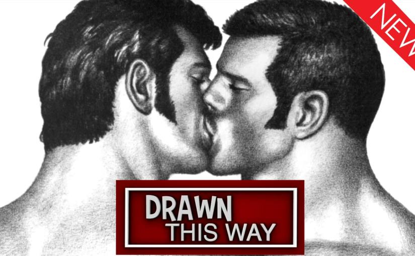 Meet the men behind some of the world's hottest gay comics in the one-hour doc Drawn ThisWay