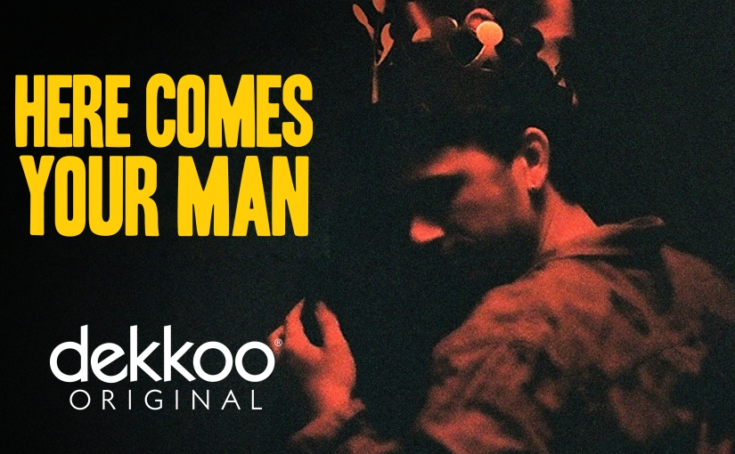 Here's Your First Look at the New Dekkoo Original Series HERE COMES YOURMAN