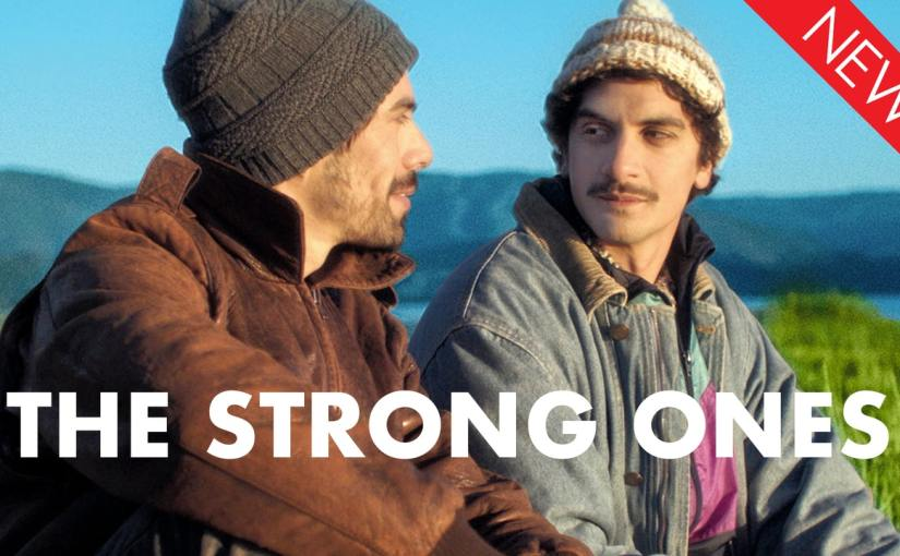 Don't miss the award-winning romance The StrongOnes