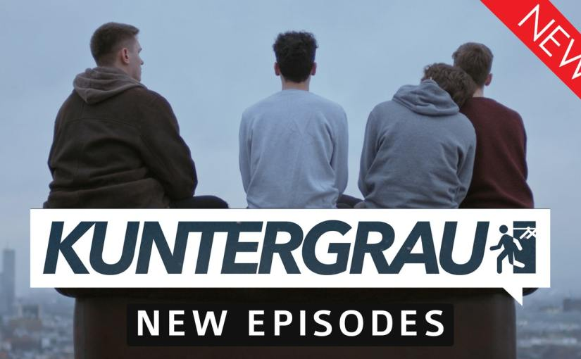Kuntergrau: Season 3 is NowAvailable