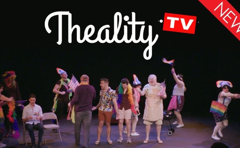 Theality TV follows the making of an unusual Off-Broadwaymusical
